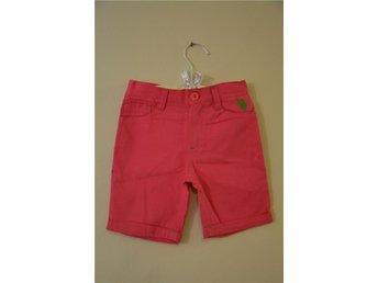 Rosa shorts -stl 86/92 - Bomull - U.S POLO - Vaxholm - Rosa shorts -stl 86/92 - Bomull - U.S POLO - Vaxholm