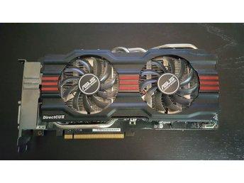 ASUS GeForce GTX 770 2GB DirectCU II OC - Göteborg - ASUS GeForce GTX 770 2GB DirectCU II OC - Göteborg