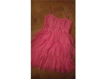 Söt rosa tyll klänning gina tricot Stl S kawaii fest cute - Stockholm - Söt rosa tyll klänning gina tricot Stl S kawaii fest cute - Stockholm