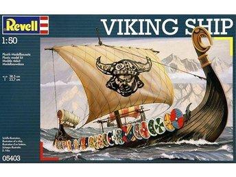 Revell plastic kit - Norwegian Viking ship - 1/50 scale - impressive! - Tallinn - Revell plastic kit - Norwegian Viking ship - 1/50 scale - impressive! - Tallinn