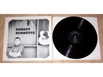 DORSEY BURNETTE US Texas Rockabilly Heaven 1950's Rare track