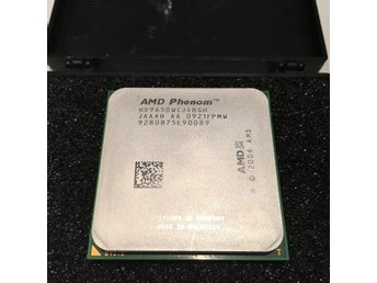 AMD Phenom X4 9650 2,3GHz Socket AM2/AM2+ 95W