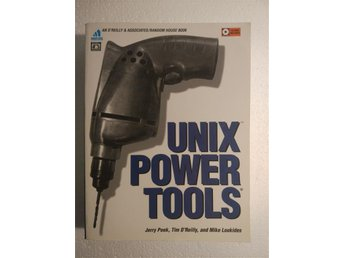 UNIX PowerTools by Jerry Peek 1993 1127 pages