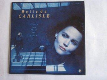 "Belinda Carlisle ?–Heaven Is A Place On Earth 12"" 1987 synth - Motala - Belinda Carlisle ?–Heaven Is A Place On Earth 12"" 1987 synth - Motala"