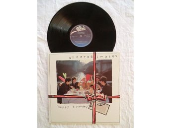 ALTERED IMAGES  LP  HAPPY BIRTHDAY 1981  Nyskick