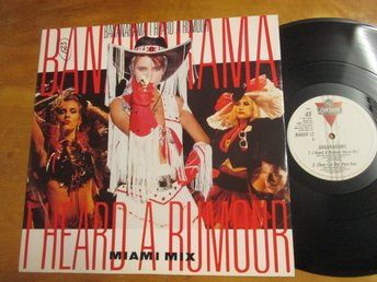 "Bananarama ""I Heard A Rumour"""
