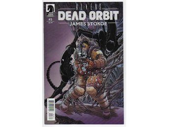 Aliens: Dead Orbit # 3 NM Ny Import