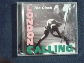 The Clash London Calling CD