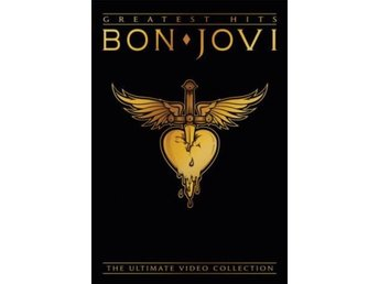 Bon Jovi - Greatest Hits - The Ultimate Video Collection (DVD)