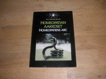 D. O. Christer Pellas - Homeopatiens ABC