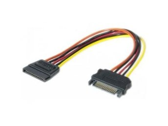 EXC SATA Extension Cable 0,2m