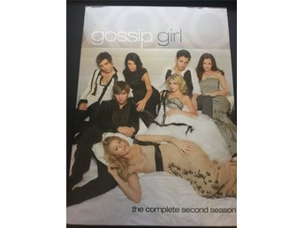 Gossip Girl - Säsong 2 - Region 1 (USA)