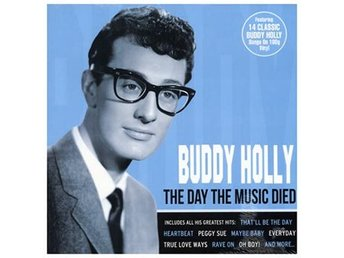 Holly Buddy: The day the music died (Vinyl LP)