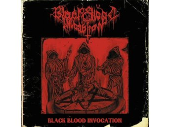 Black Blood Invocation -S/t LP ltd 500 Von, Beherit worshipp