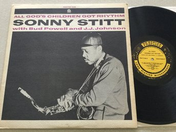 Lp Sonny Stitt-All god's children got rhythm rare US mono 1962