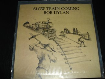 """Lp"" Bob Dylan - Slow Train Coming"
