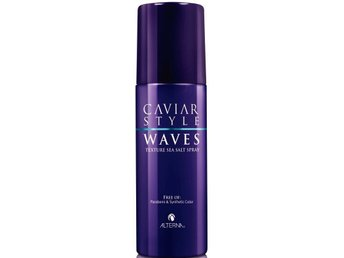 Alterna CAVIAR waves SEA SALT -saltvatten spray för rufsig beachlook