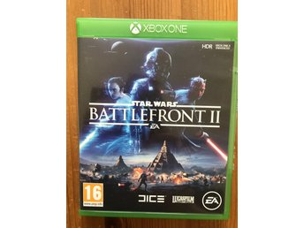 [XBOX ONE] STAR WARS BATTLEFRONT II (2) / NYSKICK
