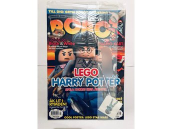 Robot Nr 5 / 2011 Lego Harry Potter, Starfox 64 DS, Pokémon Black & White