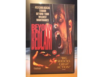 Beyond Bedlam - EX rental, UK, Polygram, VHS