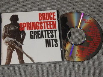 Bruce Springsteen - Greatest Hits CD (Hungry Heart,The River,Born to Run)