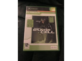 Splinter Cell till X-box