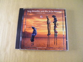 CD IZZY STRADLIN  and the JU JU HOUNDS