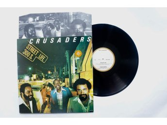 ** The Crusaders ‎–  Street Life **