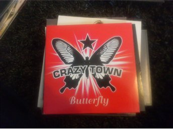 Crazy Town - Butterfly (cd singel)