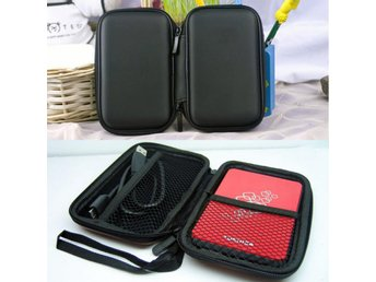 "Portable Hard Disk Drive Shockproof 2.5"" USB WD HDD Carry Holder Case Bag Pouch"
