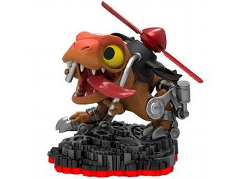 Skylanders Wii PS3 PS4 Figurer TRAP TEAM -  CHOPPER