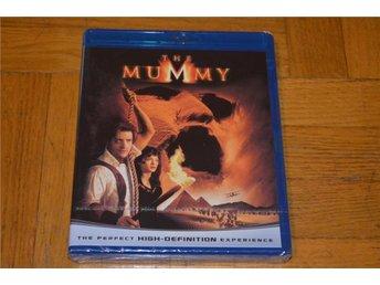The Mummy - Mumien (Brendan Fraser Rachel Weiz ) 1999 - Bluray Blu-Ray Inplastad - Töre - The Mummy - Mumien (Brendan Fraser Rachel Weiz ) 1999 - Bluray Blu-Ray Inplastad - Töre