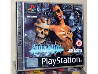 SHADOW MAN - ps1 - playstation - sealed / Förseglad - ny