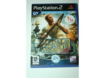MEDAL OF HONOR - RISING SUN (PS2 - PLAYSTATION 2)