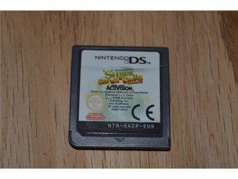 Shrek Smash N Crash Racing - Nintendo DS - Töre - Shrek Smash N Crash Racing - Nintendo DS - Töre