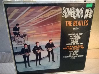 The Beatles - Something New, LP