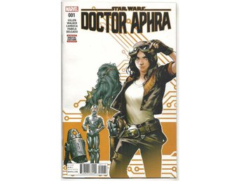 Doctor Aphra # 1 NM Ny Import