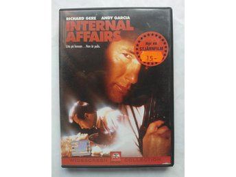 DVD - Internal Affairs