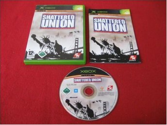 SHATTERED UNION till Xbox