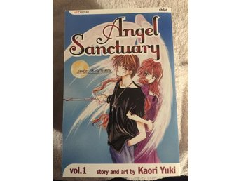 Manga - Angel Sanctuary vol. 1-7