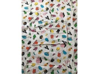 Barbapapa sängkläder bäddset påslakan örngott junior vuxen - Falun - Barbapapa sängkläder bäddset påslakan örngott junior vuxen - Falun