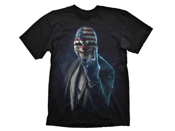 Payday 2 Rock On! T-shirt Medium