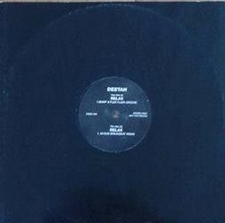 "Deetah title* Relax* UK Garage 12"", Promo UK"