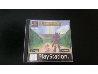 Guardian's Crusade PS1 (Saknar Manual)