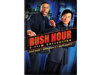 Rush Hour 3-Film Collection (DVD)