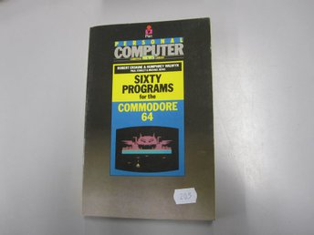 Sixty programs for the Commodore 64