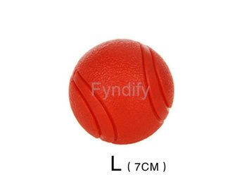 Dog Toy Rubber Ball Large