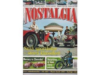 Tidning-Nostalgia-Nr 12 2005 - Stenhamra - Tidning-Nostalgia-Nr 12 2005 Bra skick Vid köp betalas varan inom 3 dagar efter avslutad auktion Returfrakt står köpare för Samfrakt kan ordnas bara säga till - Stenhamra