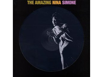 Simone Nina: The amazing... (Picturedisc) (Vinyl LP)