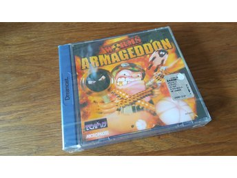 WORMS ARMAGEDDON DC NYTT